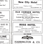History Old Corner Hotel Williamsport Pa